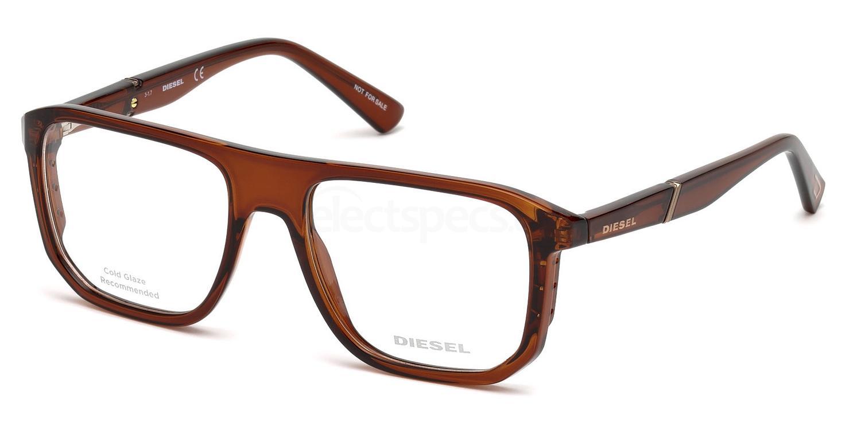 045 DL5254 Glasses, Diesel
