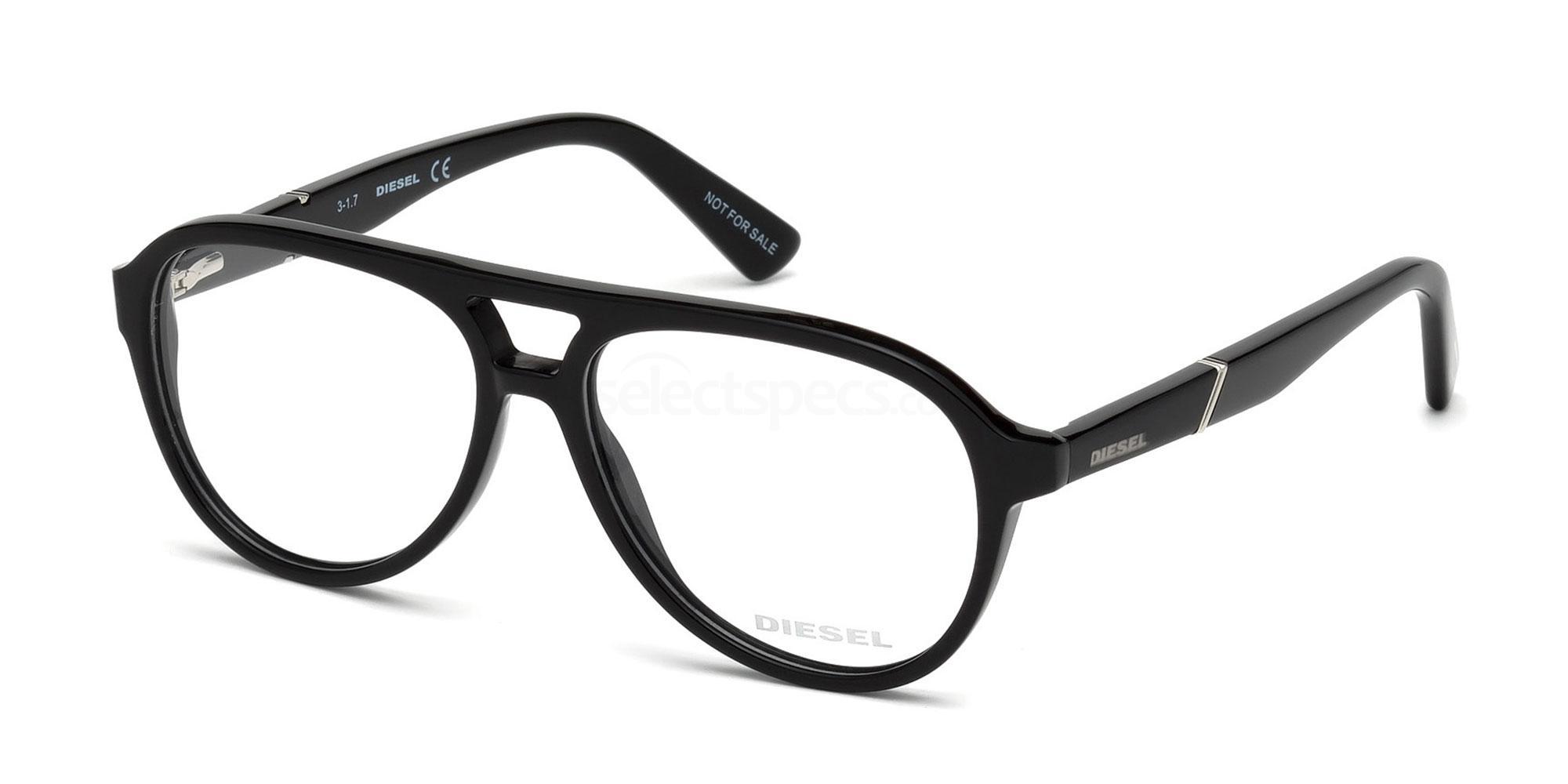 001 DL5255 Glasses, Diesel