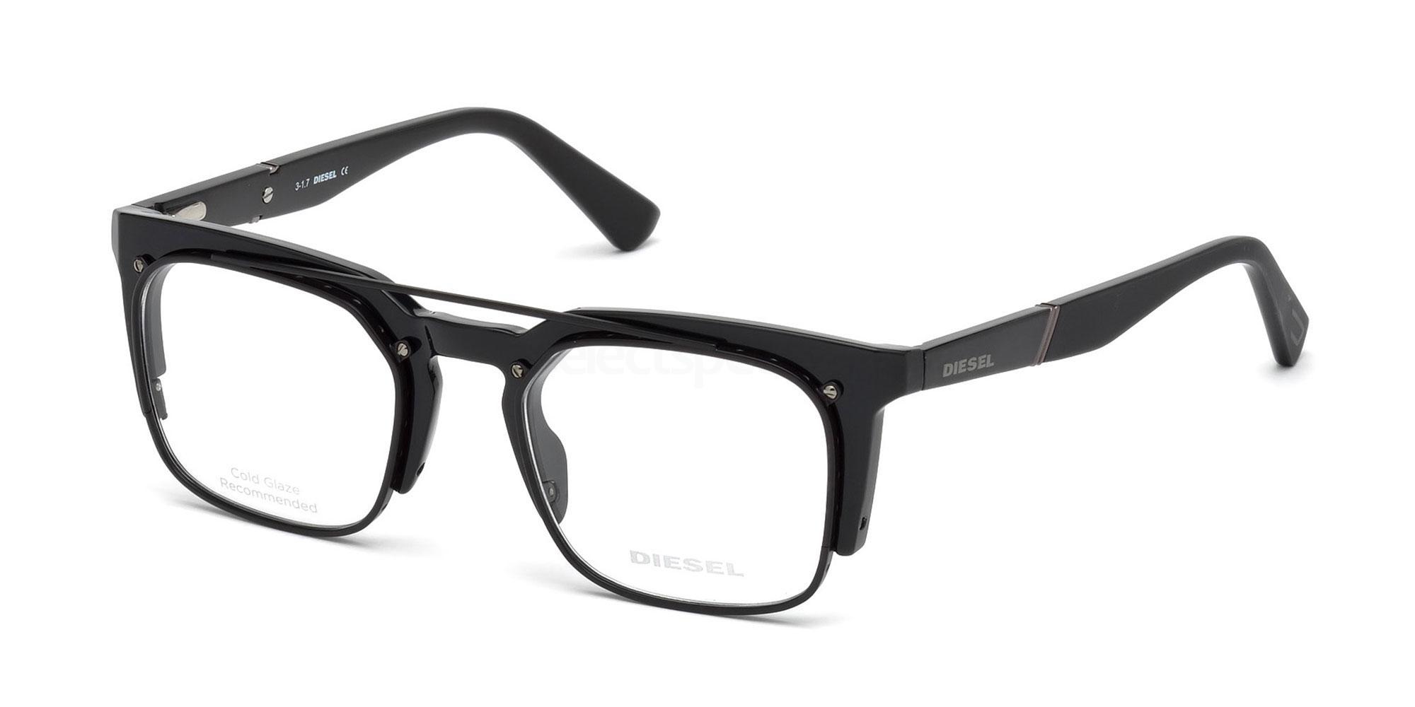001 DL5258 Glasses, Diesel