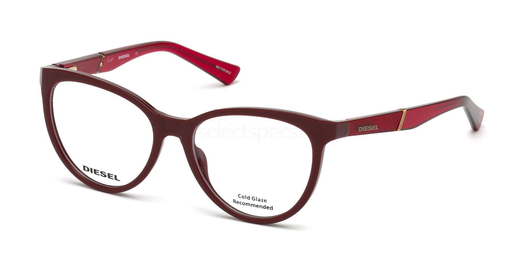 069 DL5268 Glasses, Diesel