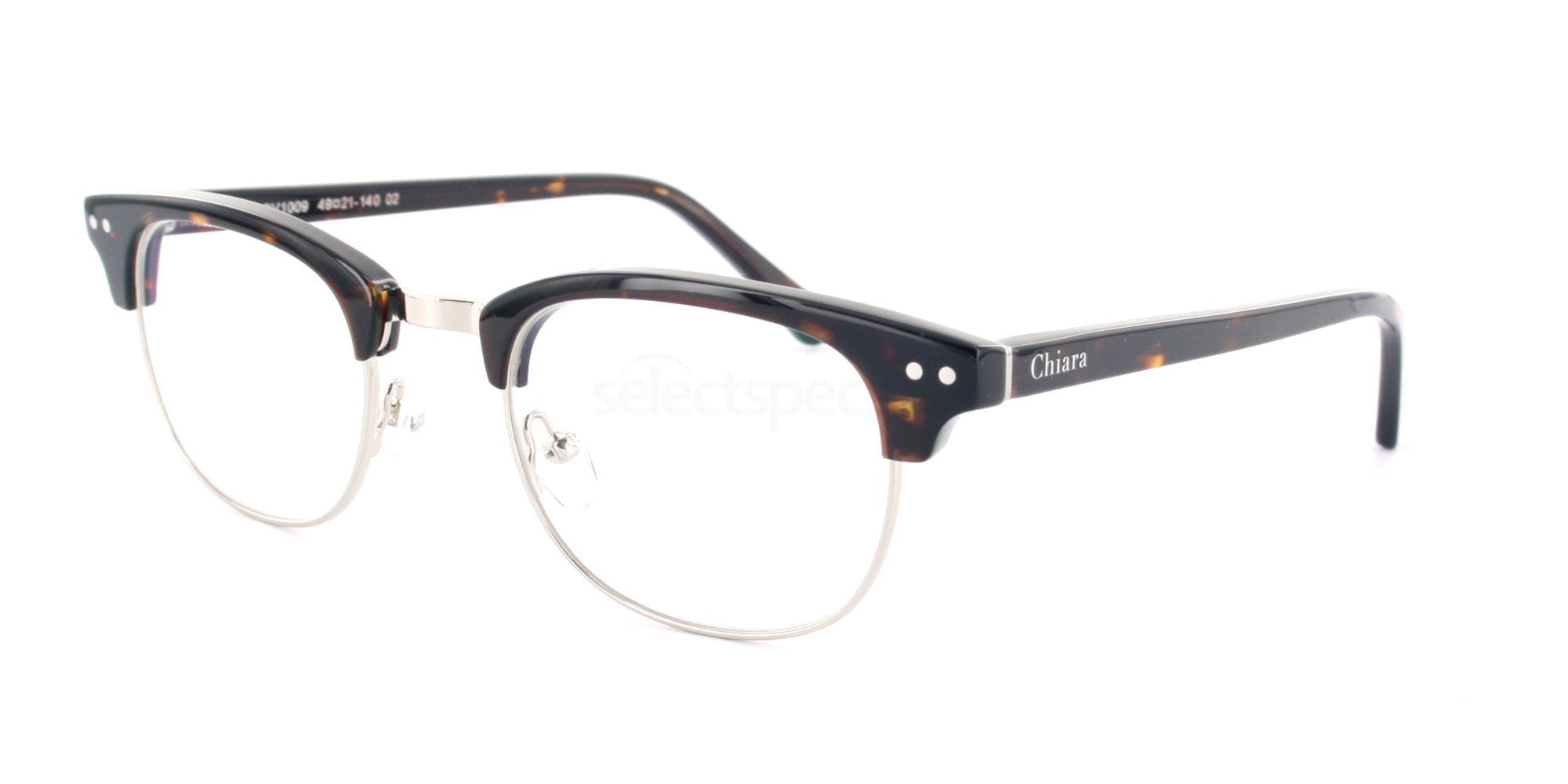 02 UCV1009 Glasses, Chiara Visione