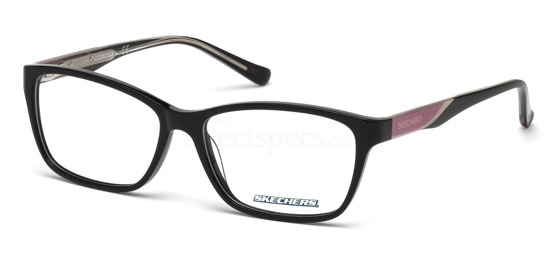 003 SE2131 Glasses, Skechers