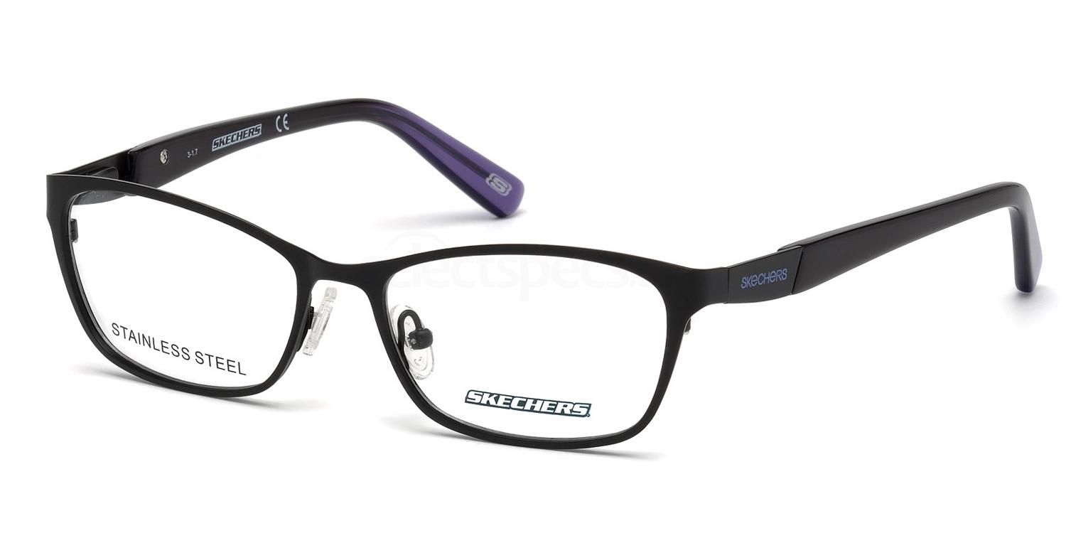 005 SE2134 Glasses, Skechers
