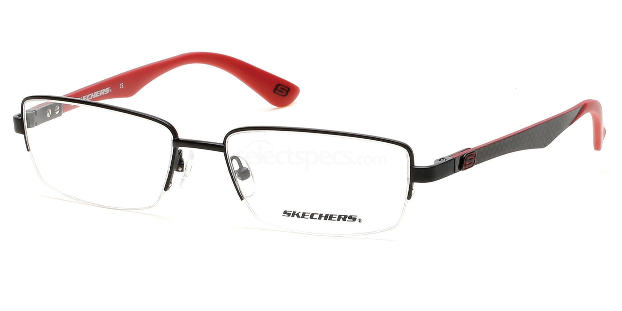002 SE3136 Glasses, Skechers