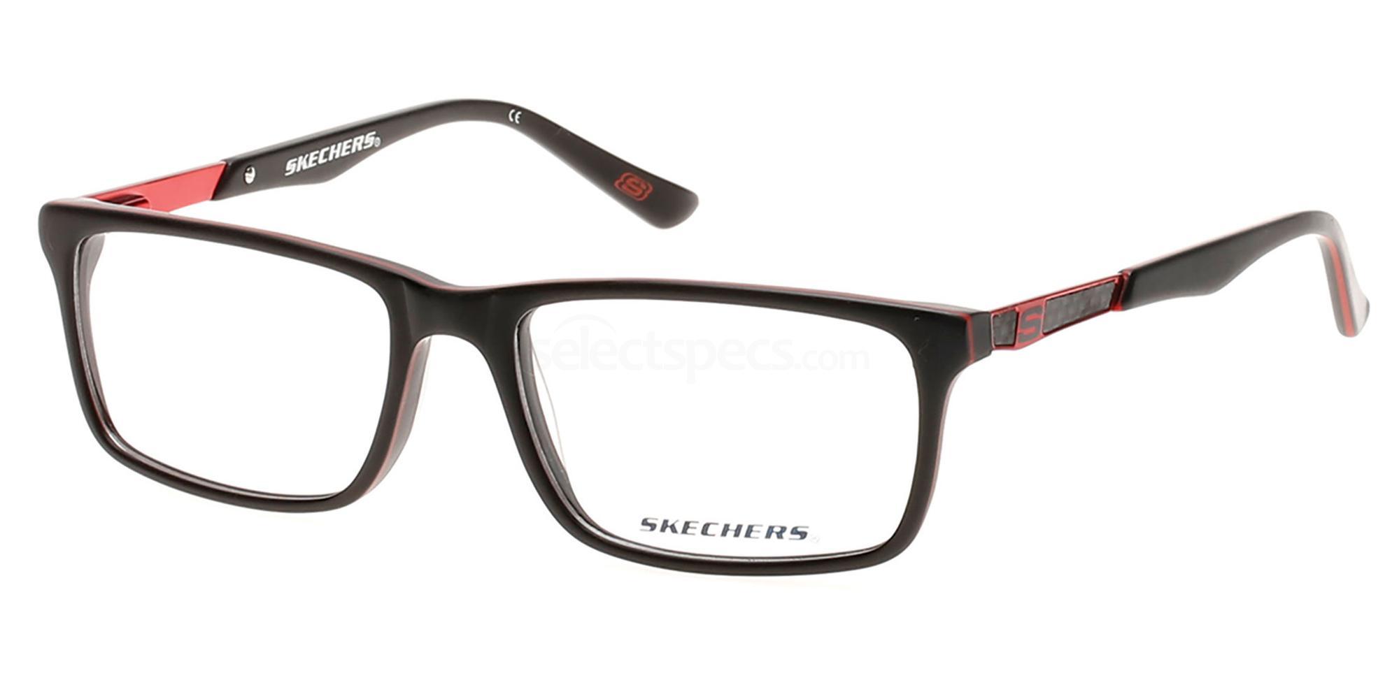002 SE3165 Glasses, Skechers