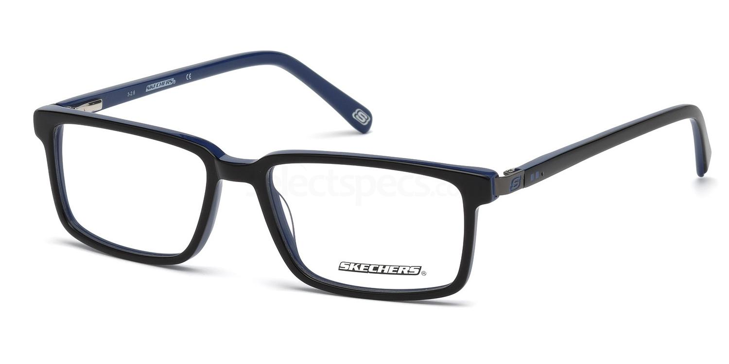 001 SE3196 Glasses, Skechers