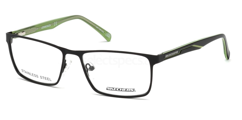 002 SE3197 Glasses, Skechers