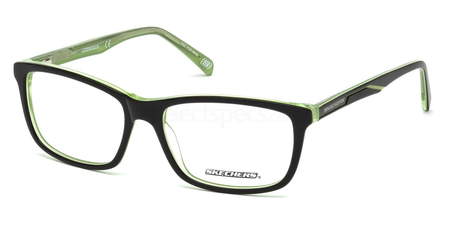 001 SE3198 Glasses, Skechers