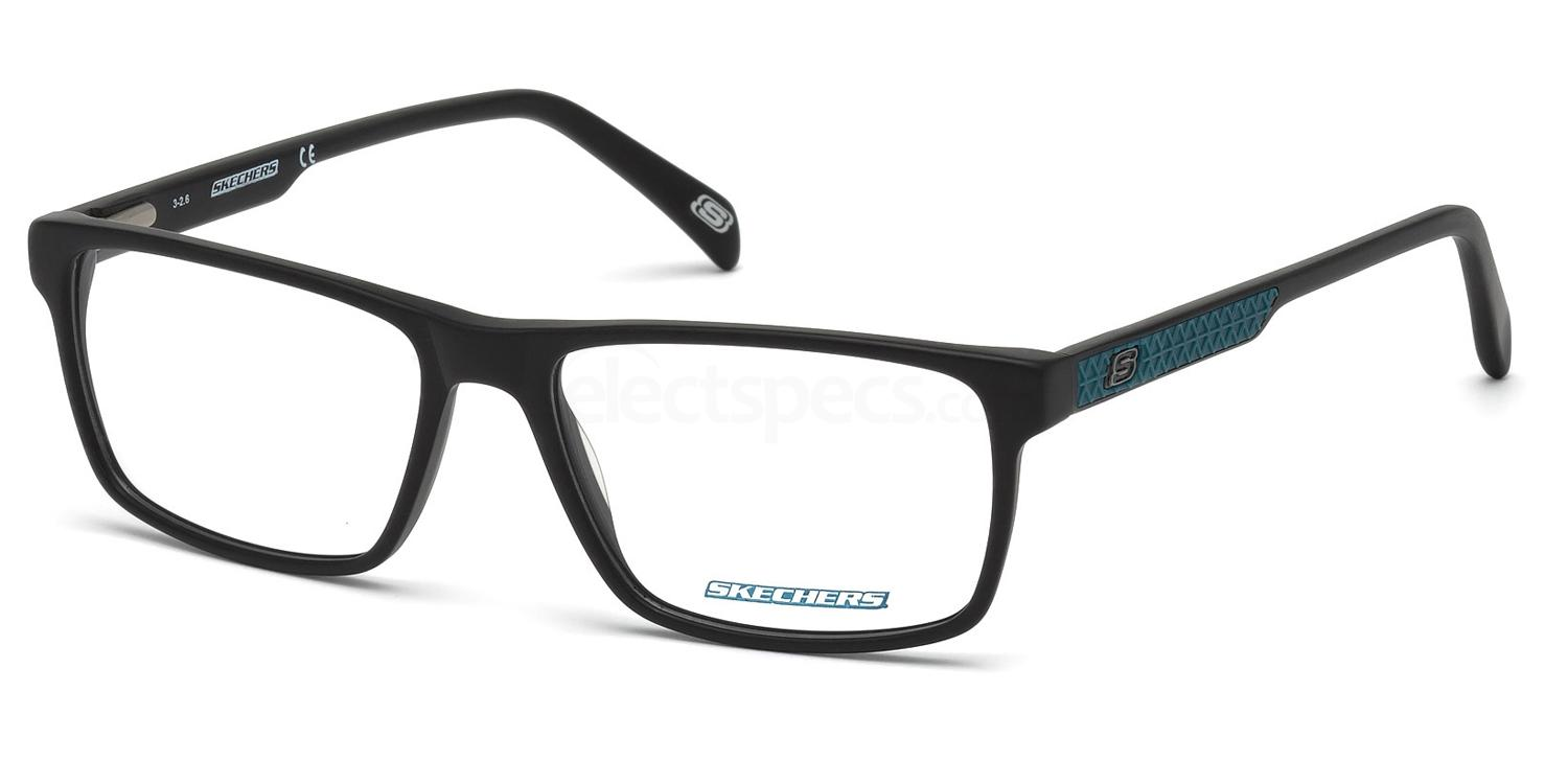 002 SE3199 Glasses, Skechers