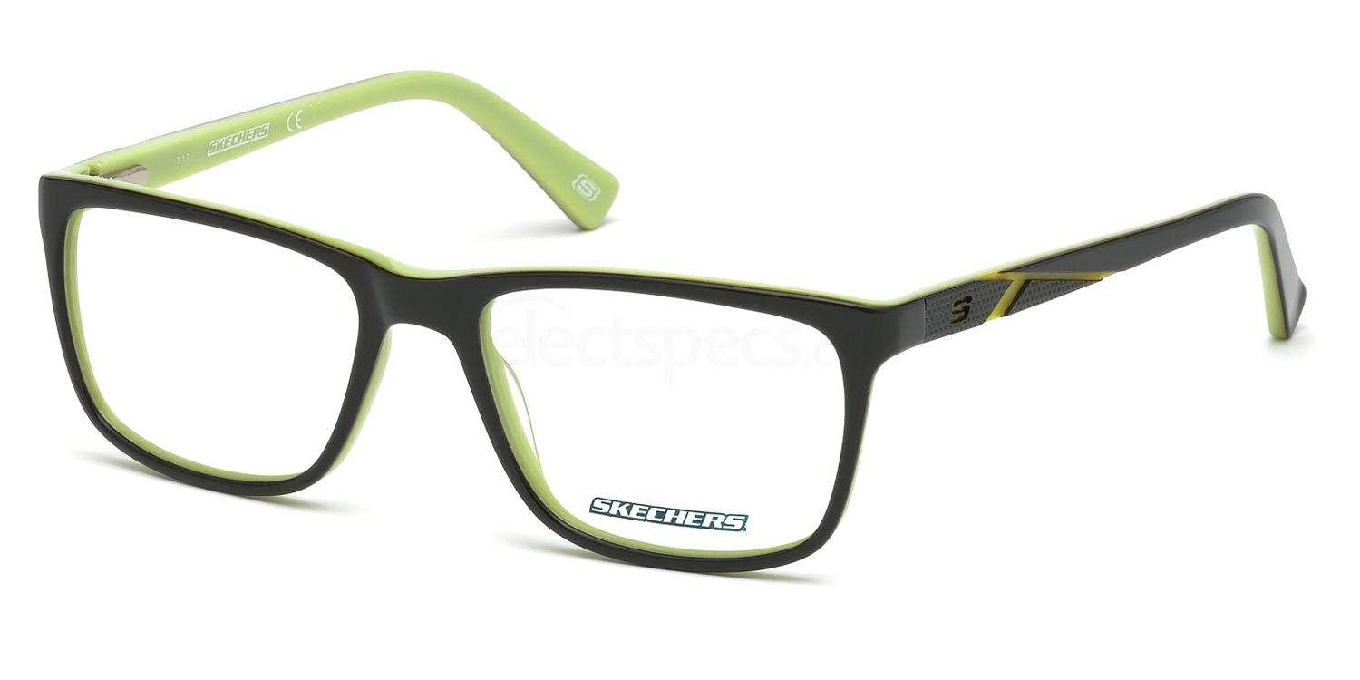 096 SE3212 Glasses, Skechers