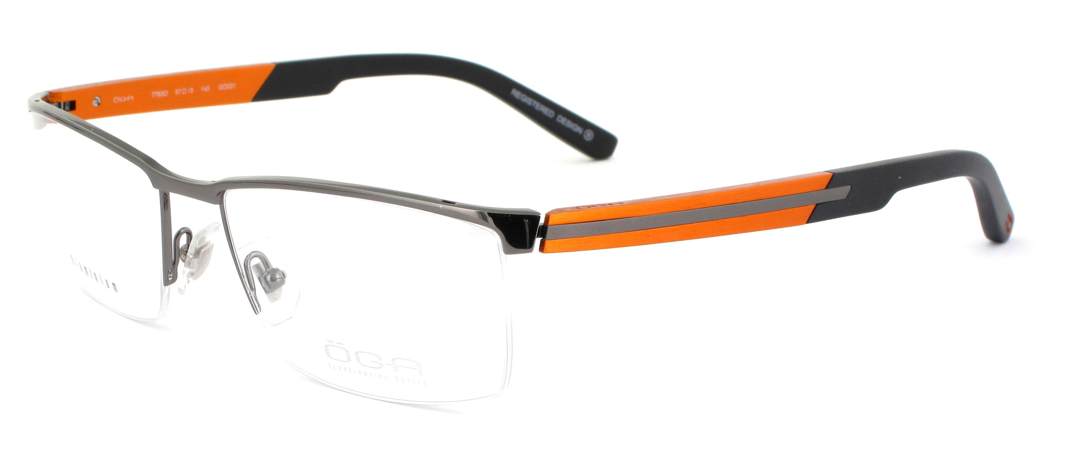 GO031 7763O TANGER 1 Glasses, ÖGA Scandinavian Spirit