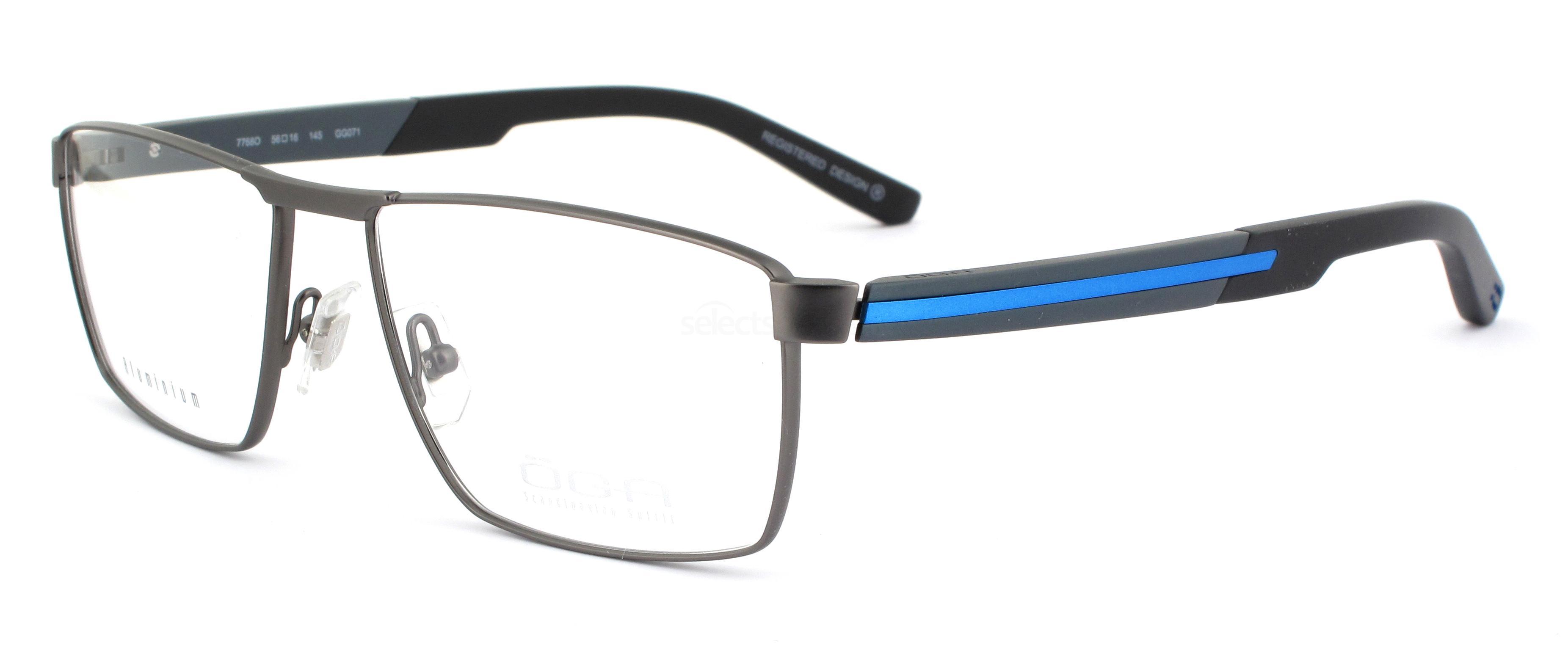 GG071 7768O TANGER 2 Glasses, ÖGA Scandinavian Spirit