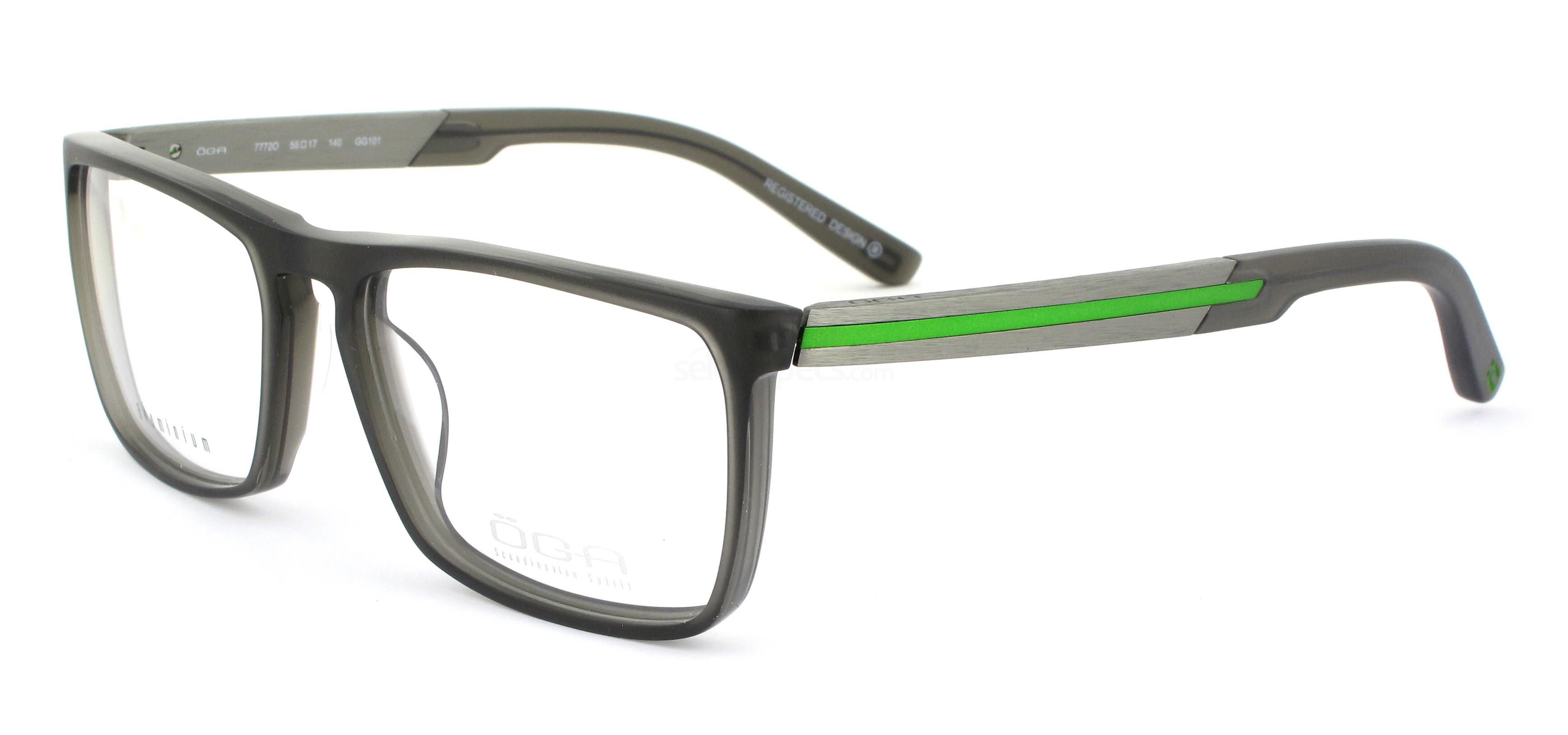 GG101 7772O TANGER 3 Glasses, ÖGA Scandinavian Spirit