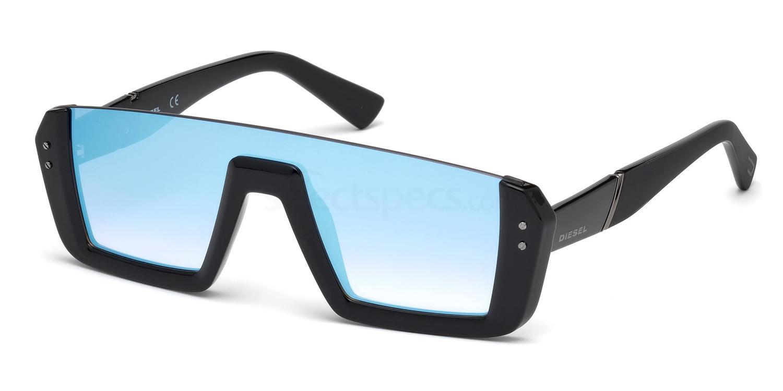 01X DL0248 Sunglasses, Diesel