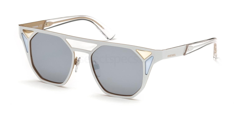 24C DL0249 Sunglasses, Diesel
