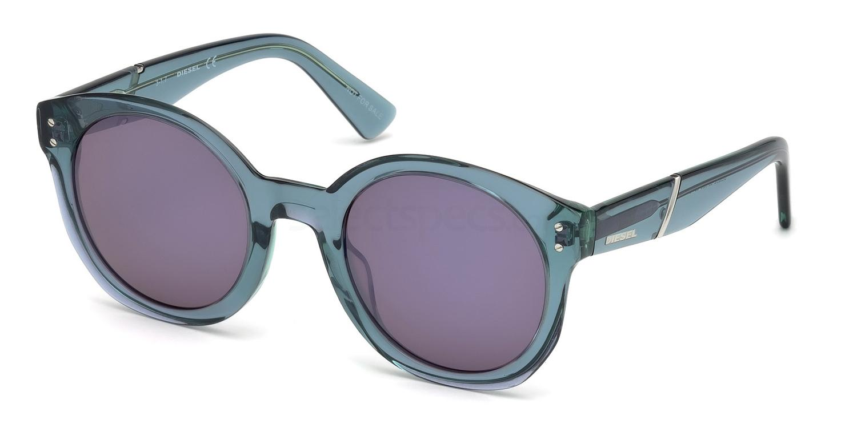 92C DL0252 Sunglasses, Diesel