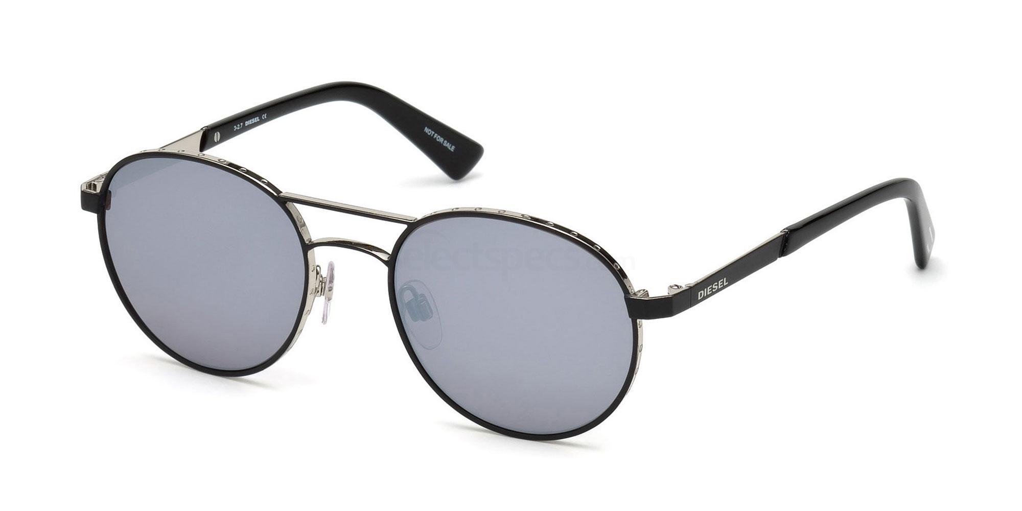 02C DL0265 Sunglasses, Diesel