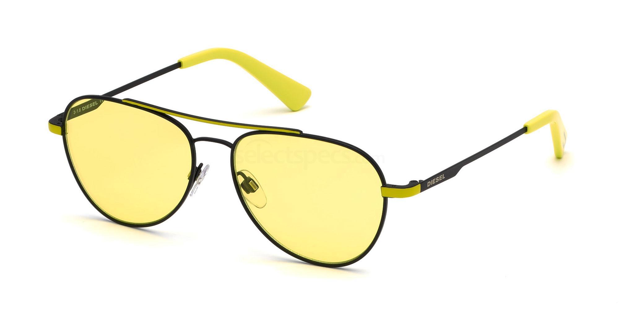05J DL0288 Sunglasses, Diesel
