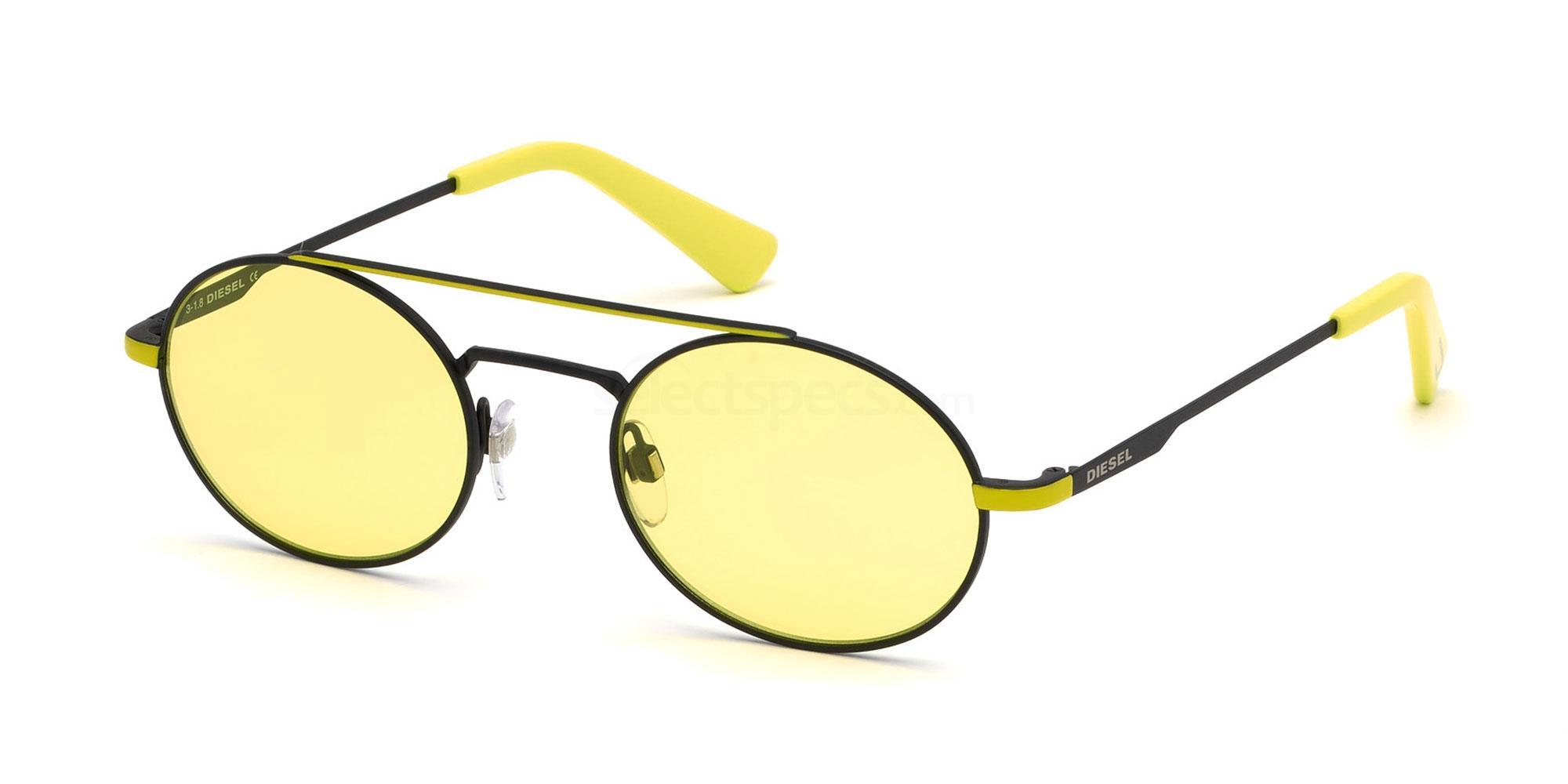 05J DL0289 Sunglasses, Diesel
