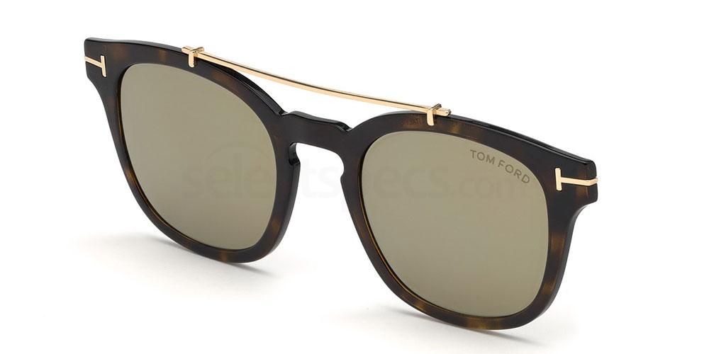 52G FT5532-B-CL Accessories, Tom Ford