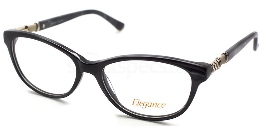 C1 ELEGANCE 2046 Glasses, ELEGANCE