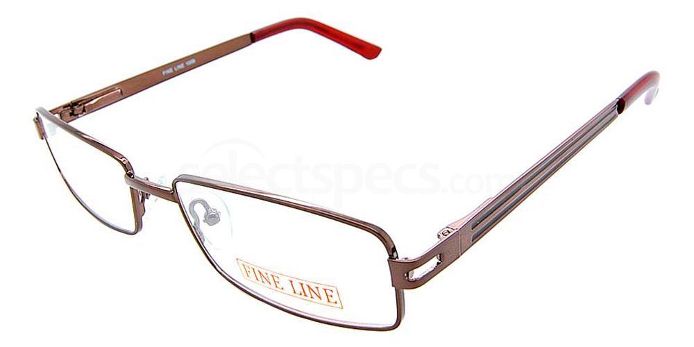 C1 Fine Line 1008 Glasses, FINE LINE