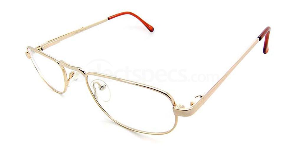 GOLD 912 Glasses, TOM WHITE