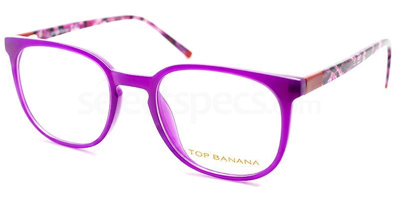 C1 Three Banana Glasses, Top Banana
