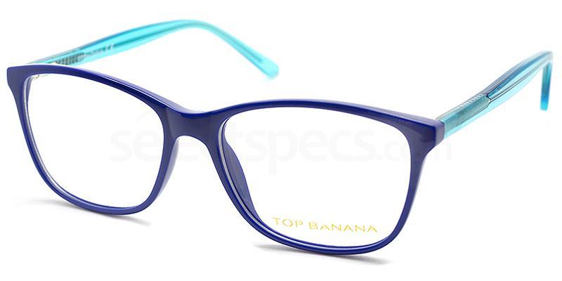 C1 Six Banana Glasses, Top Banana
