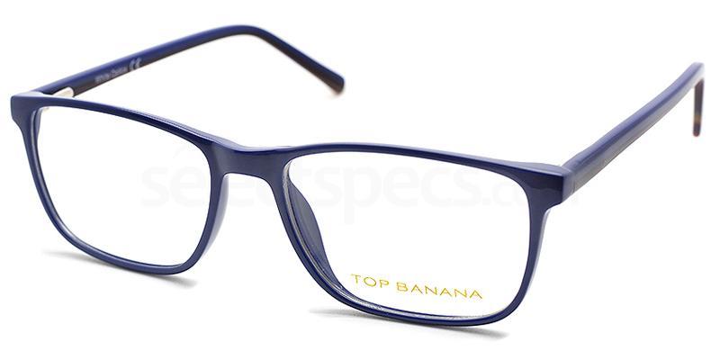 C1 Seven Banana Glasses, Top Banana