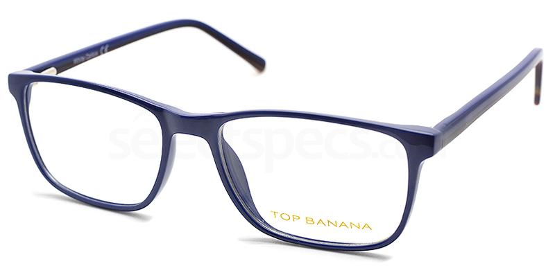 C1 Seven Banana Glasses, Top Banana
