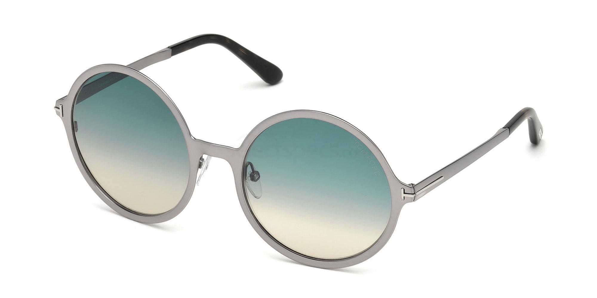 14W FT0572 Sunglasses, Tom Ford