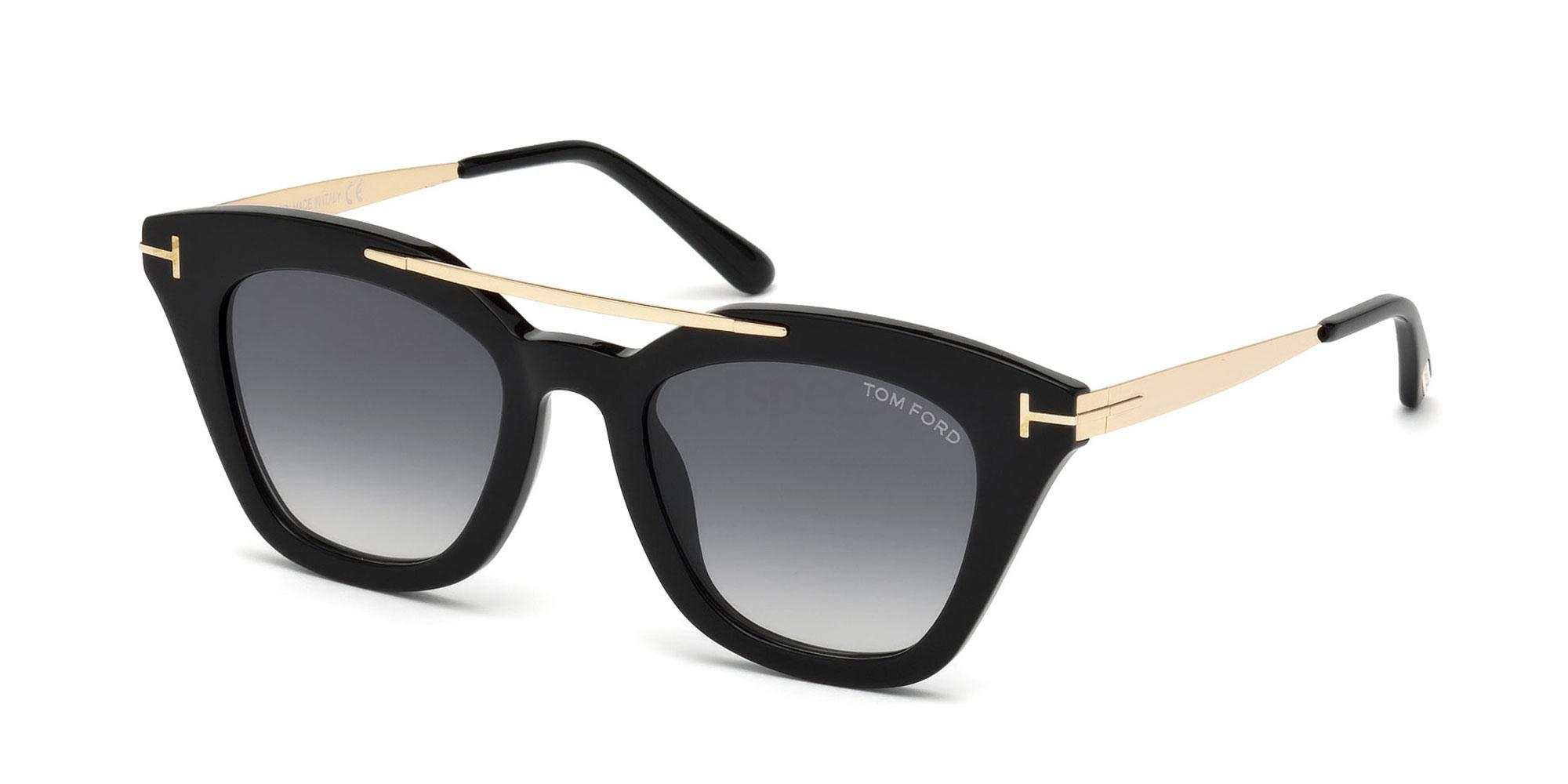 01B FT0575 Sunglasses, Tom Ford