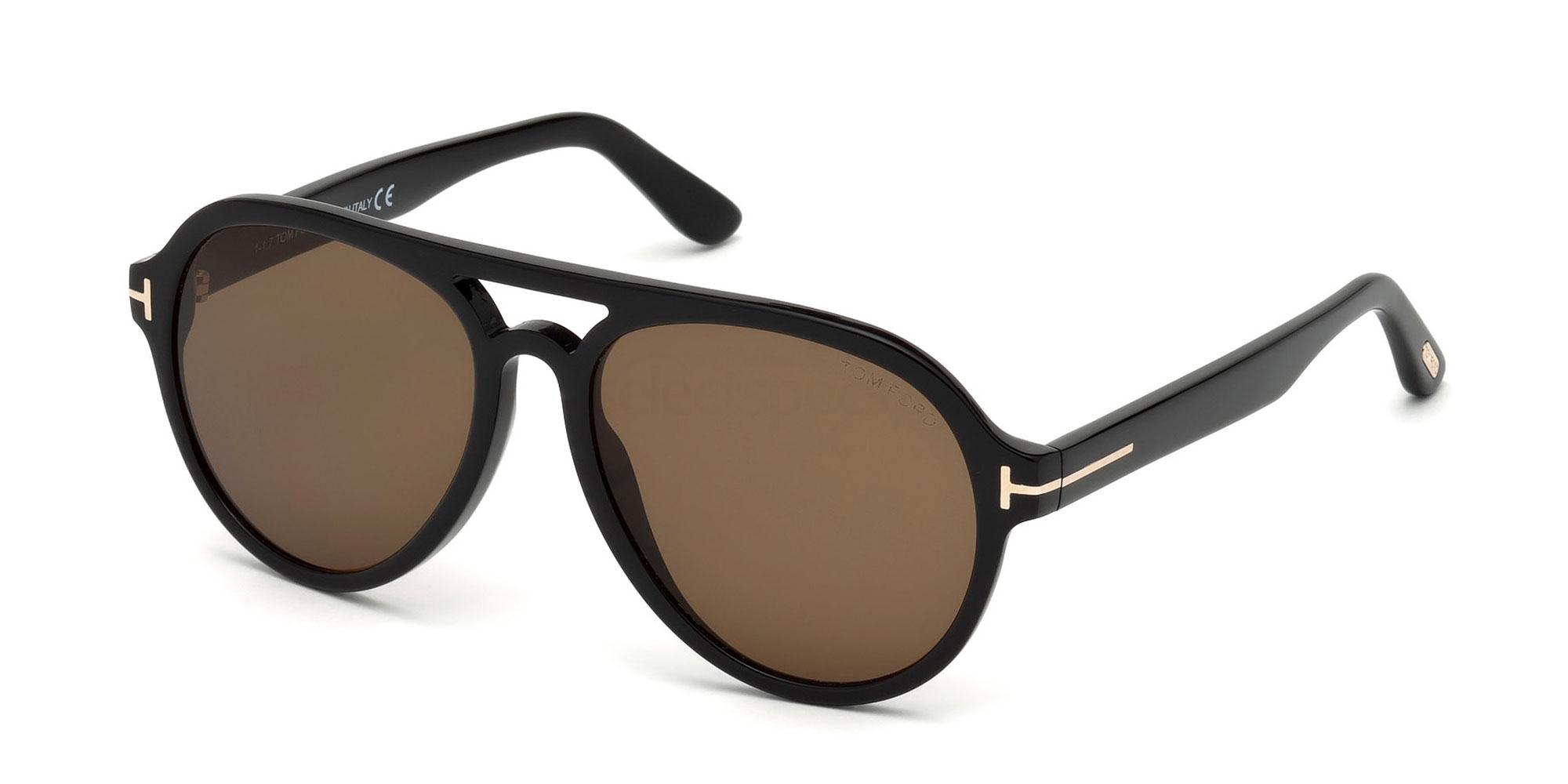 01J FT0596 Sunglasses, Tom Ford