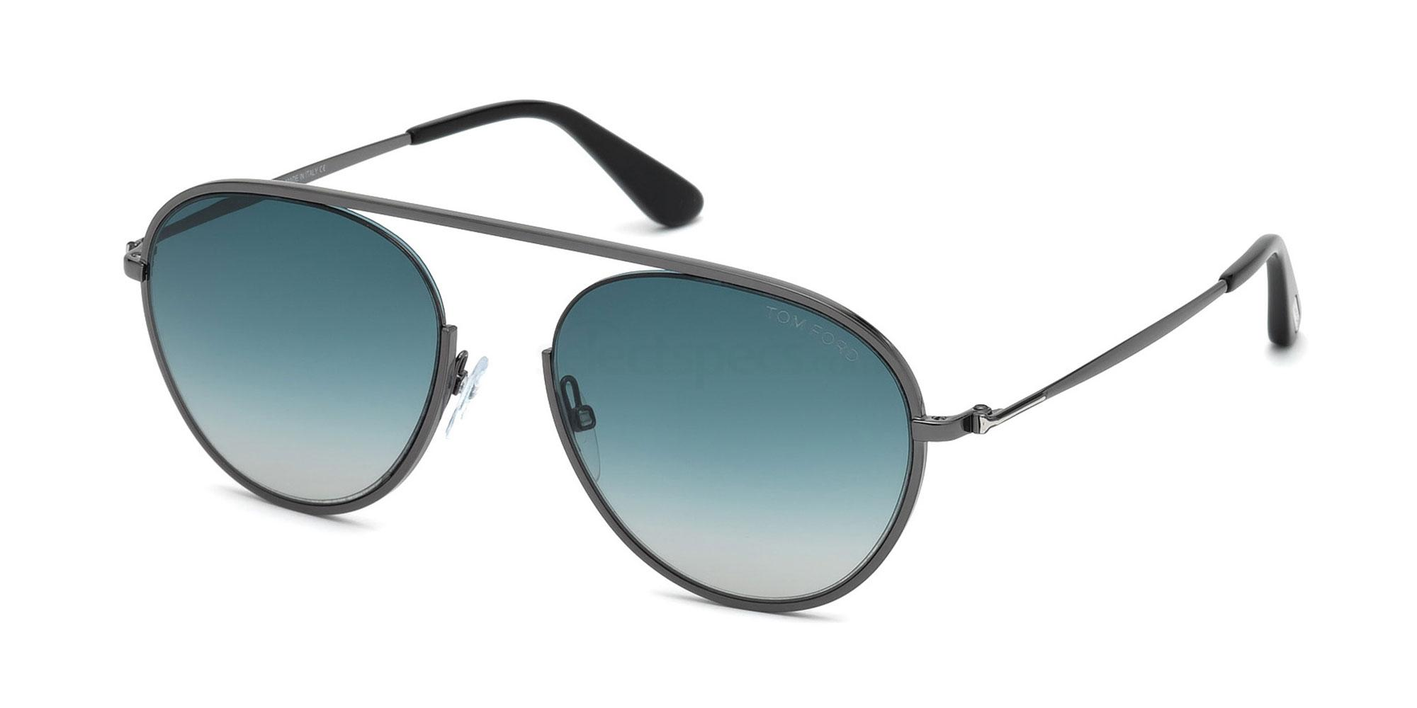 08W FT0599 Sunglasses, Tom Ford