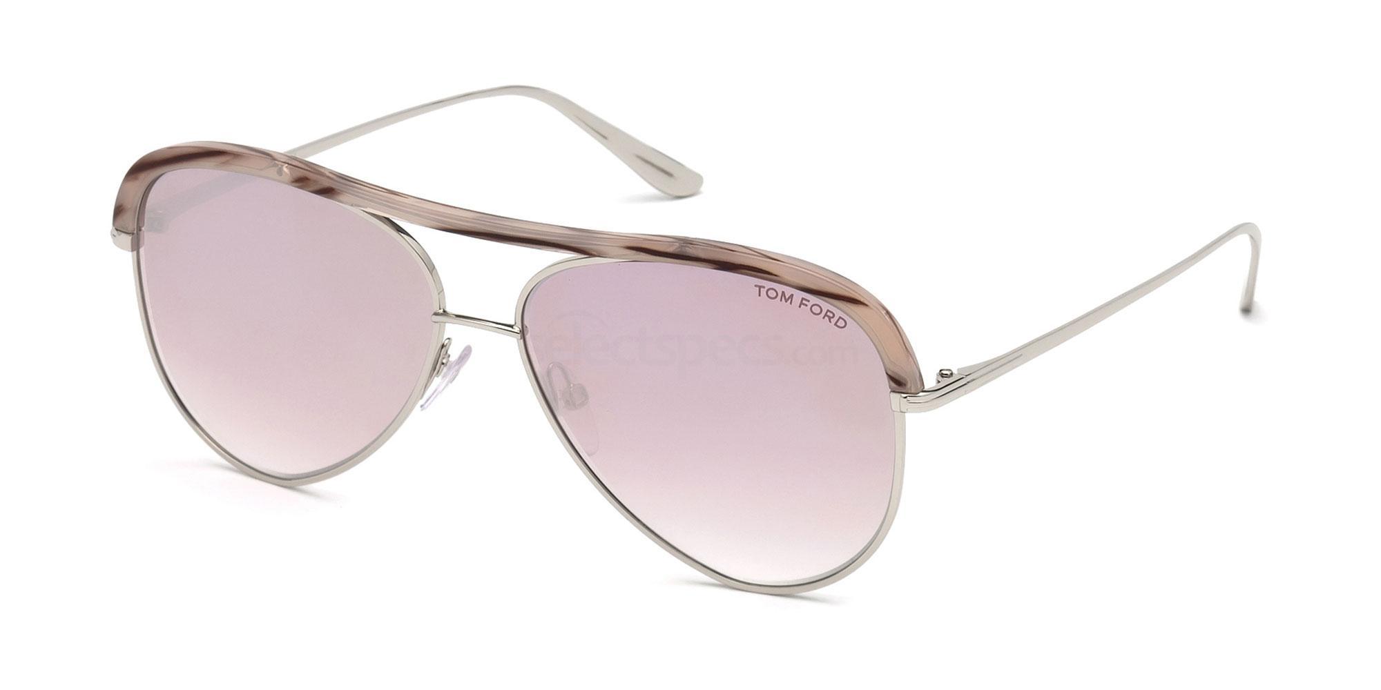 16Z FT0606 Sunglasses, Tom Ford