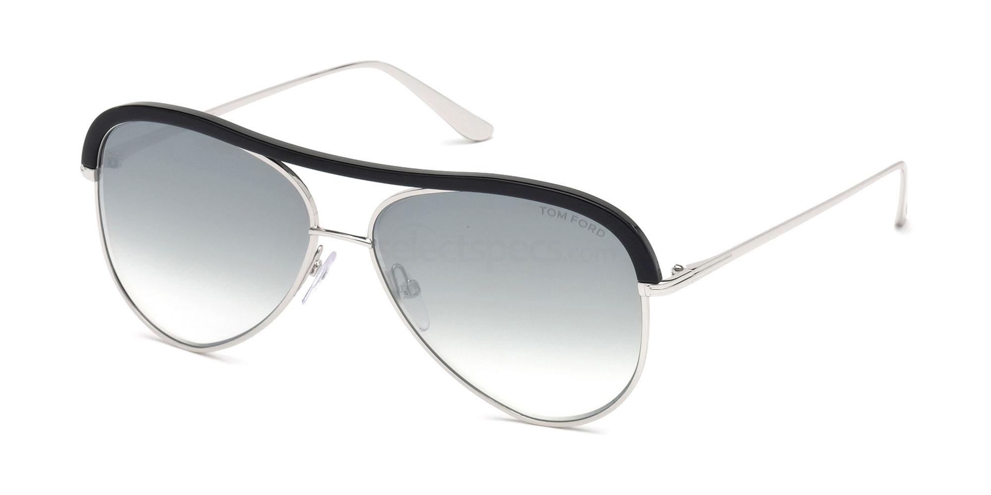 18B FT0606 Sunglasses, Tom Ford