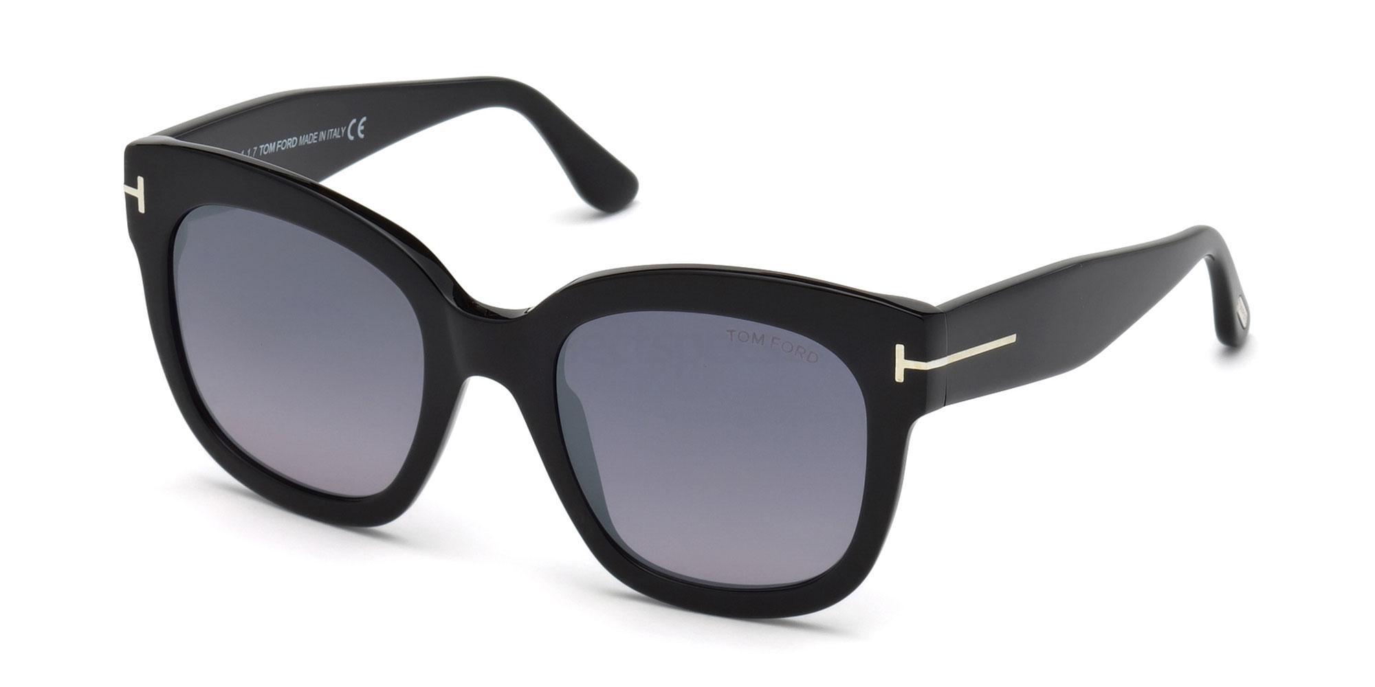 01C FT0613 Sunglasses, Tom Ford