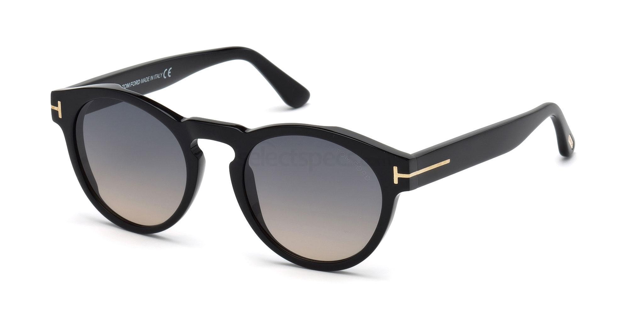 01B FT0615 Sunglasses, Tom Ford