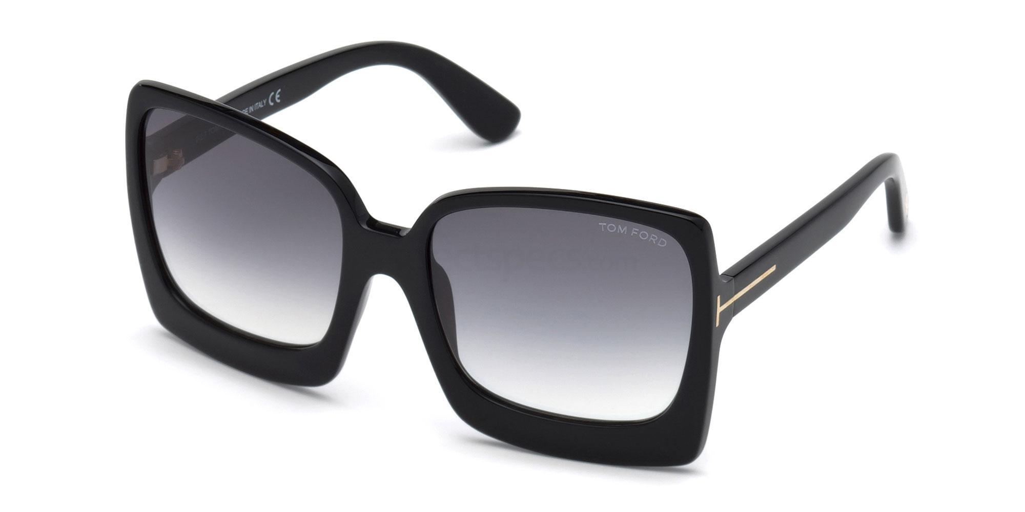 01B FT0617 Sunglasses, Tom Ford