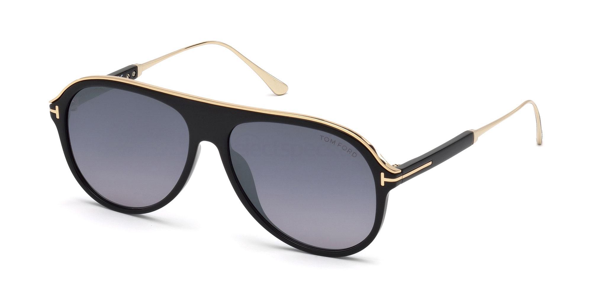01C FT0624 Sunglasses, Tom Ford