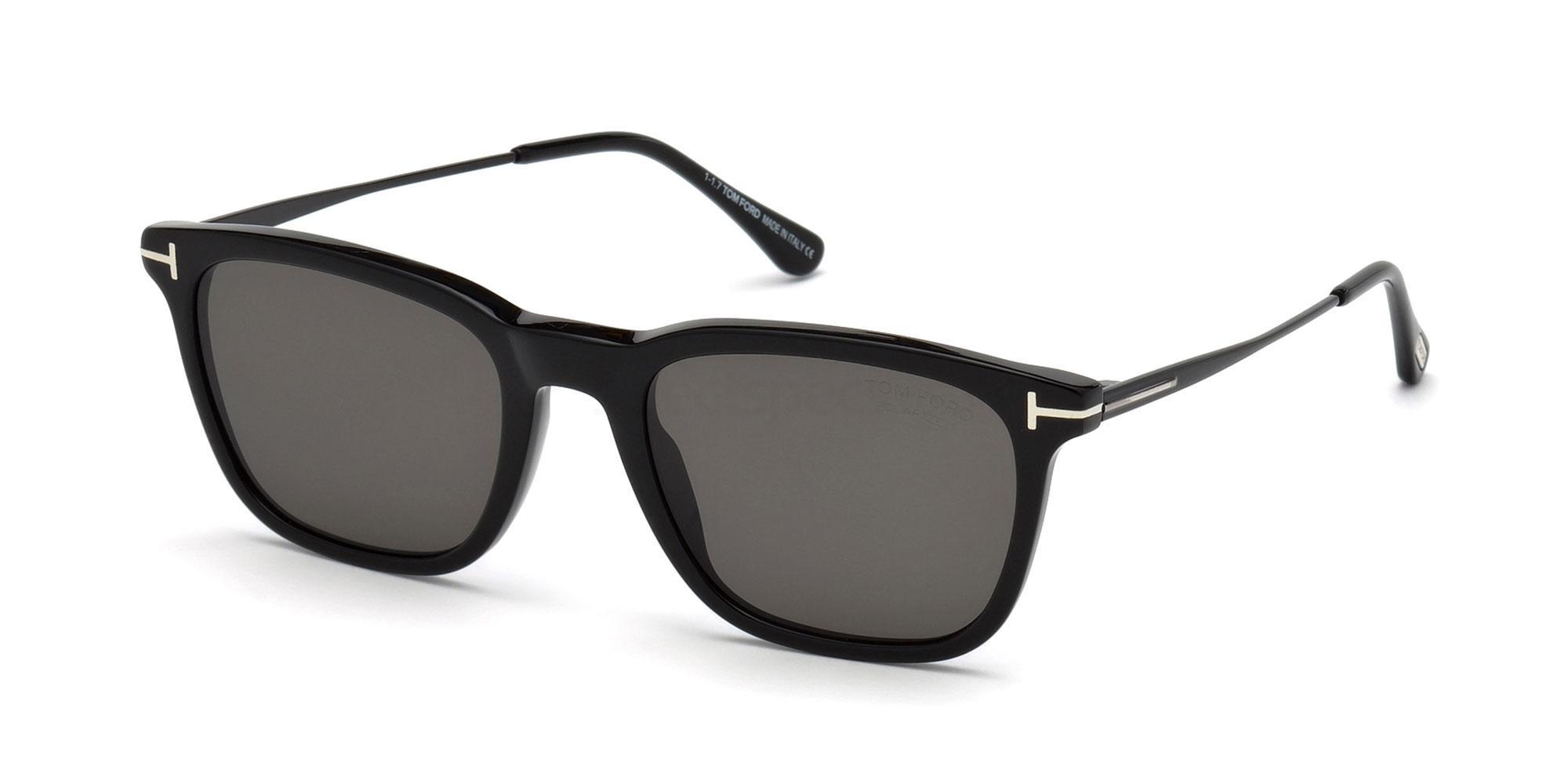 01D FT0625 Sunglasses, Tom Ford