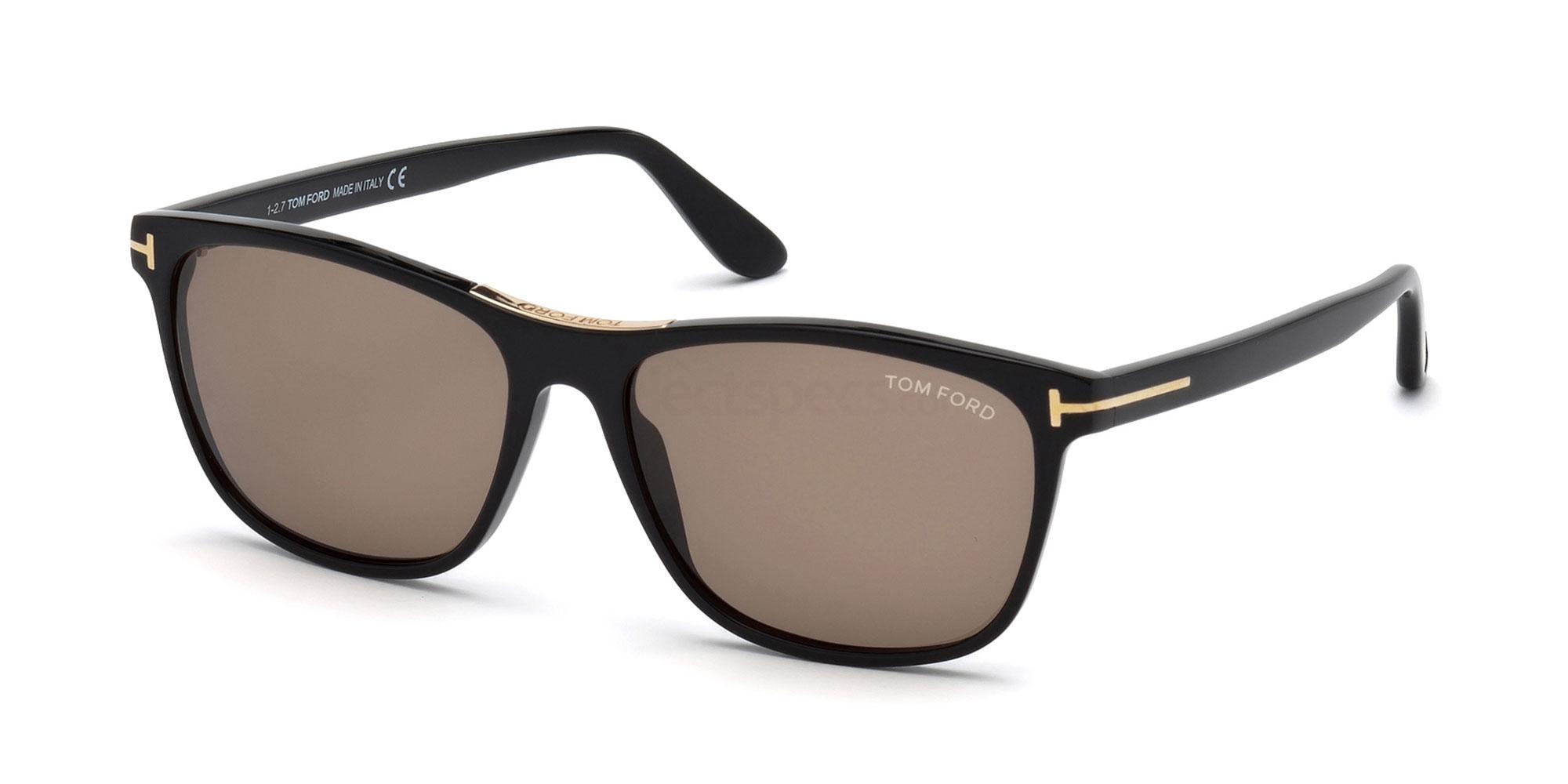 01A FT0629 Sunglasses, Tom Ford