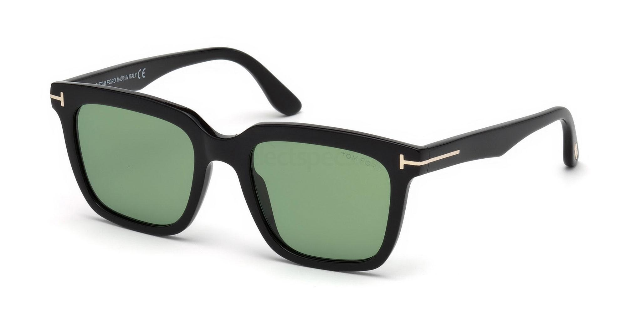 01N FT0646 Sunglasses, Tom Ford