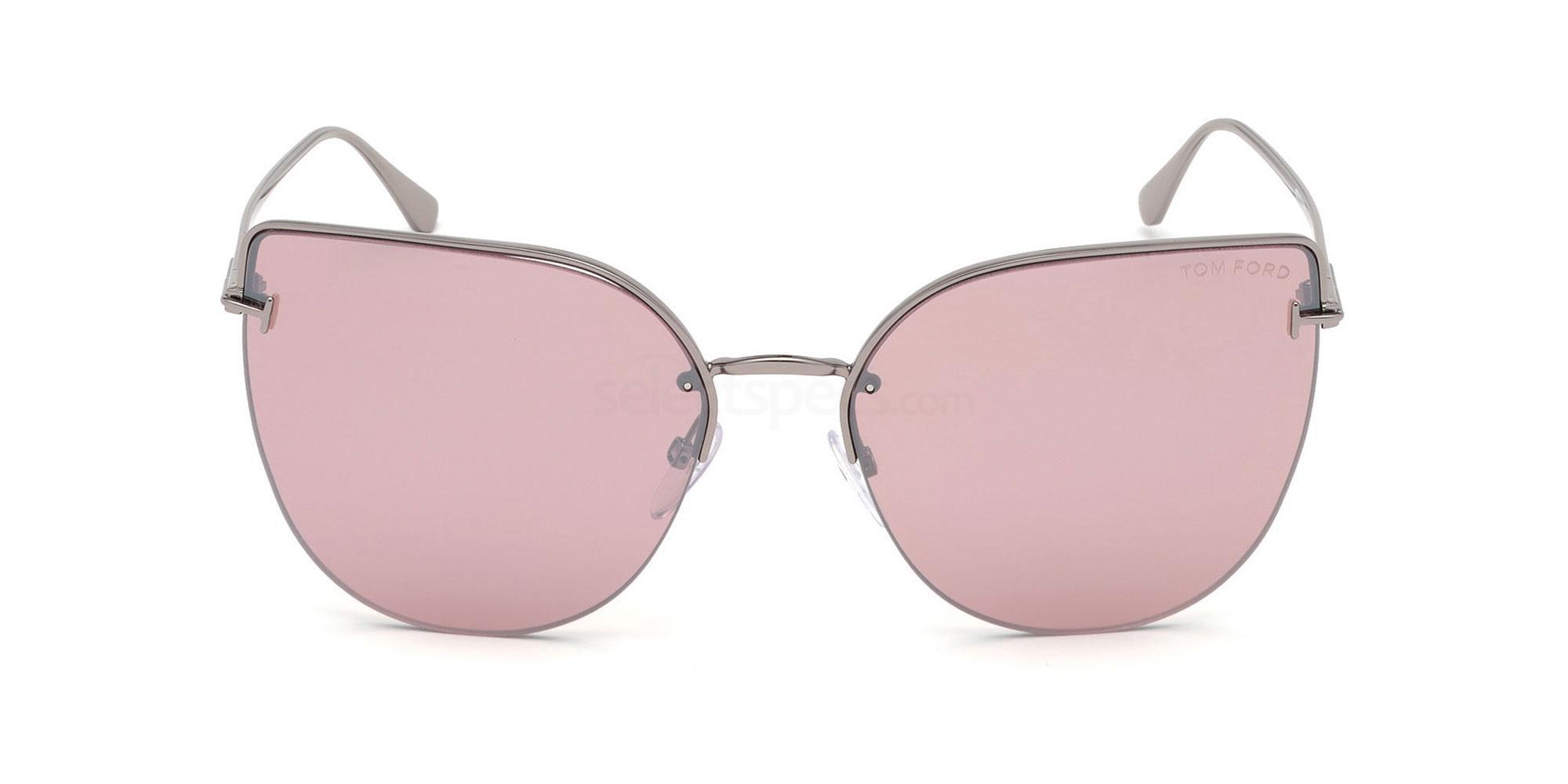 14Z FT0652 Sunglasses, Tom Ford