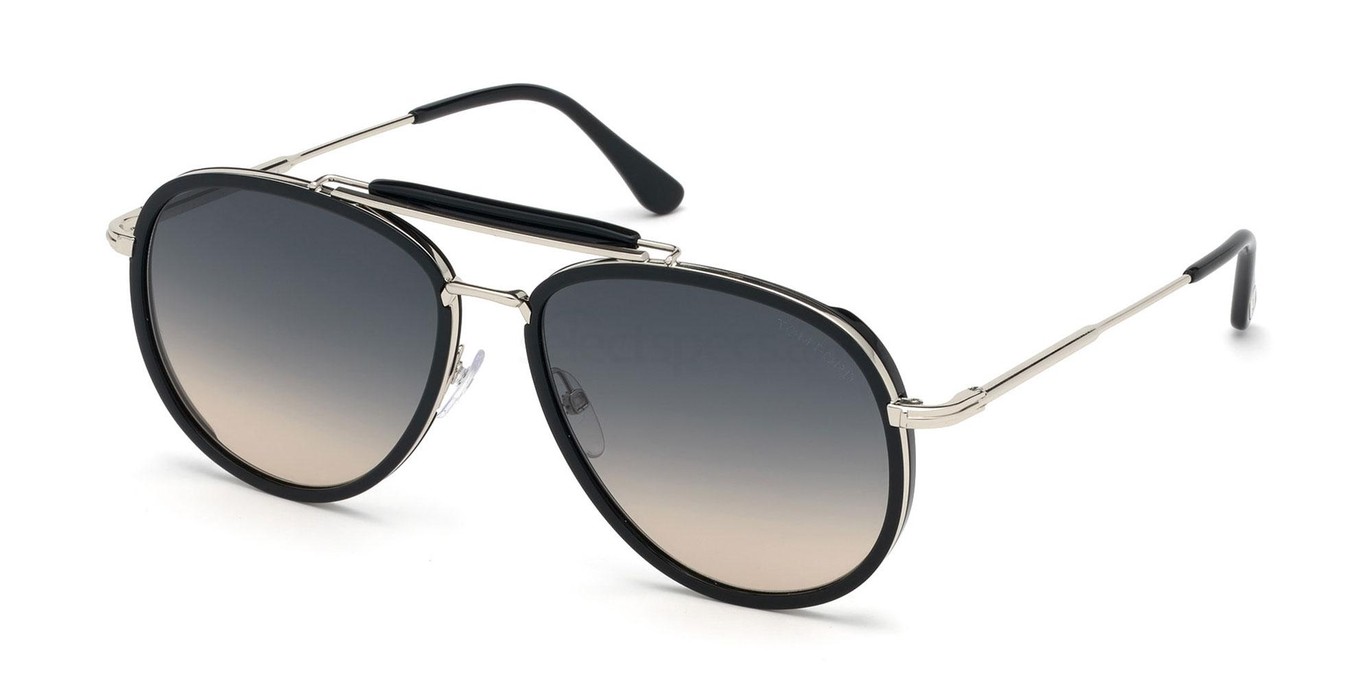 01B FT0666 Sunglasses, Tom Ford