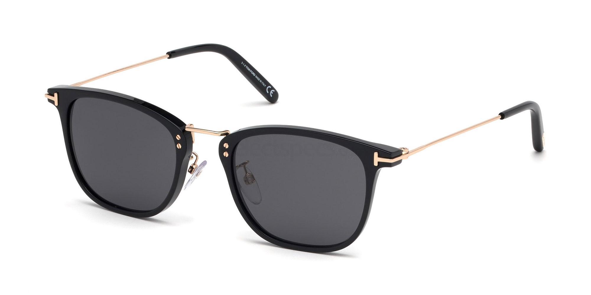 01A FT0672 Sunglasses, Tom Ford