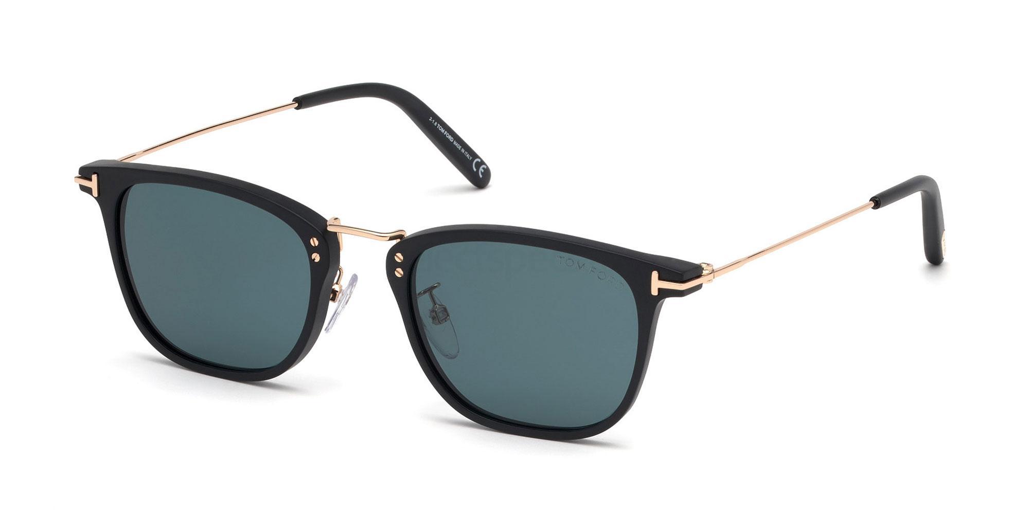 02N FT0672 Sunglasses, Tom Ford