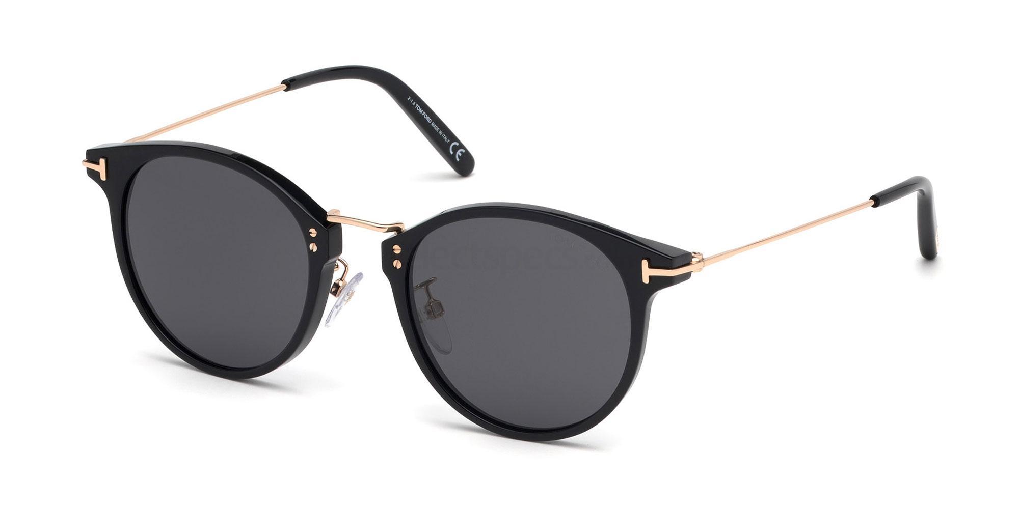 01A FT0673 Sunglasses, Tom Ford