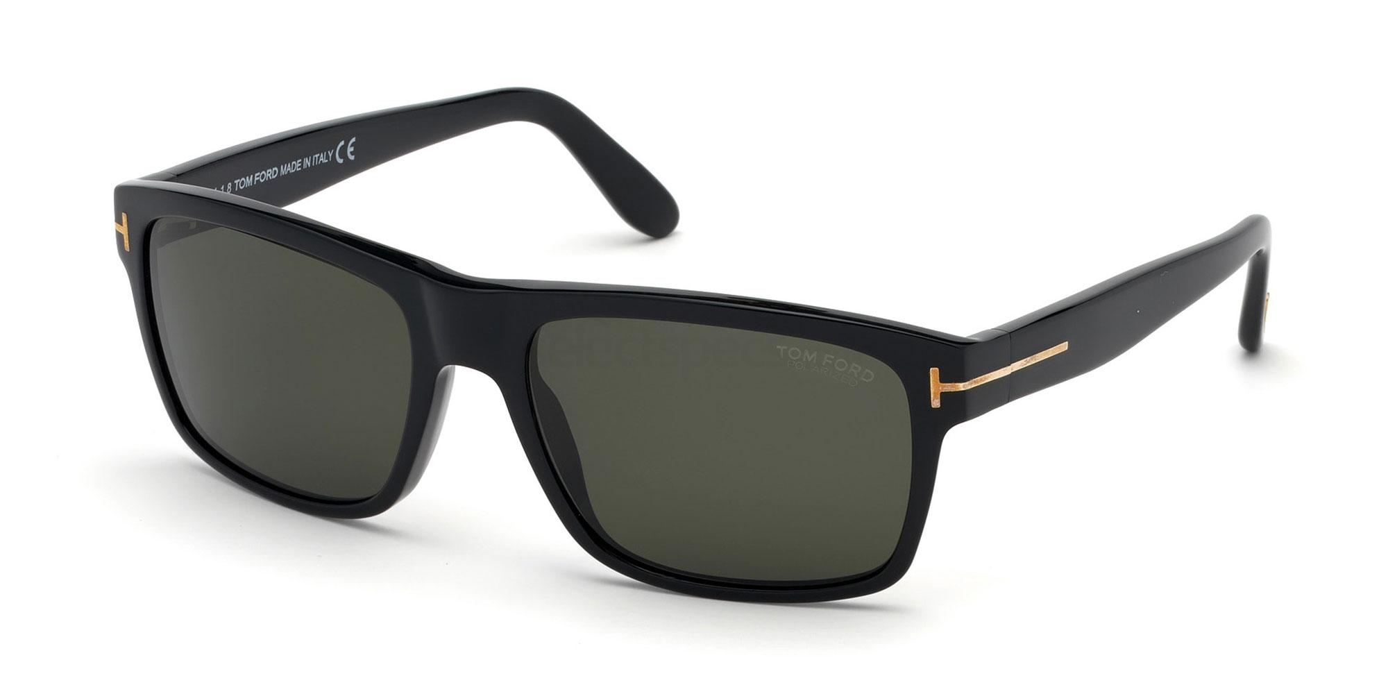 01D FT0678 Sunglasses, Tom Ford